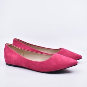SOLD ON FB! NEW Pink Flats Size 9